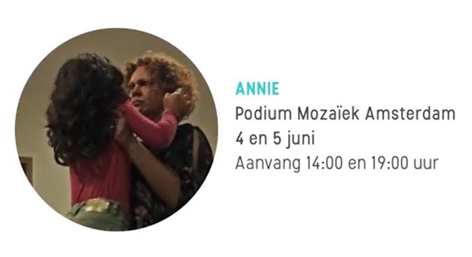 Bekijk de trailer voor Annie op onze Facebookpagina!